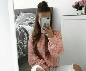 bedroom, mobile, and style image
