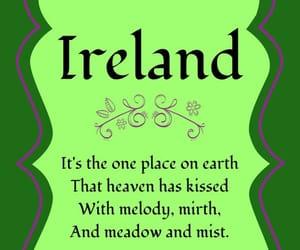 irish, irishblessing, and irishquote image