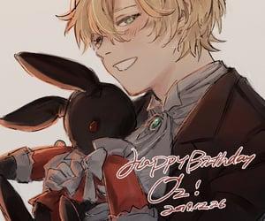 anime, blonde, and aristocrat image