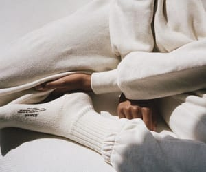 beige, white, and cozy image