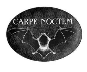 bat, etsy, and nu goth image