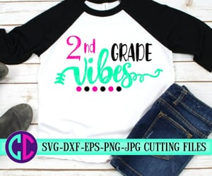 etsy, firstdayofschool, and silhouettecameo image