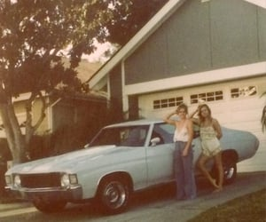 70s, car, and vintage image