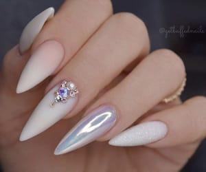 beautiful, glamorous, and manicure image