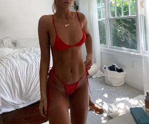 bikini and tan image