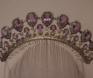 belleza, moda, and tiara image