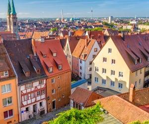 bavaria, Nuremberg, and travel image