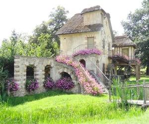 aesthetic, garden, and fairy aesthetic image