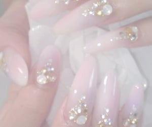 aesthetic, lolita, and nails image