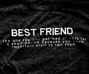 best friend, forever, and friendship image