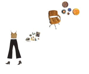 astronomy, fashion, and niche image