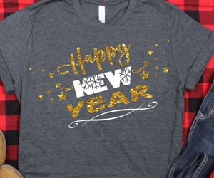 etsy, silhouettedesigns, and newyearsvg image