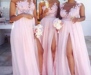 wedding party dresses, 2020 bridesmaid dress, and wedding guest dress image
