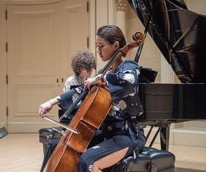 cello, music, and musician image