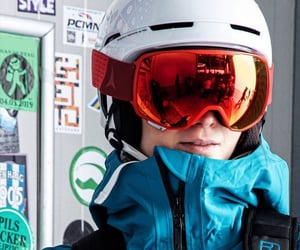 outdoor, skiers, and Skiing image
