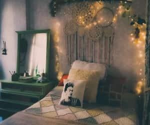 dreamcatcher, wand, and deko image
