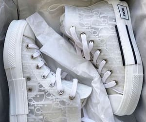 fashion, dior, and sneakers image