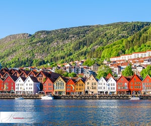 destinations, europe, and norway image