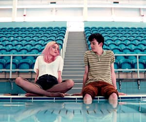 couple, asa butterfield, and love image