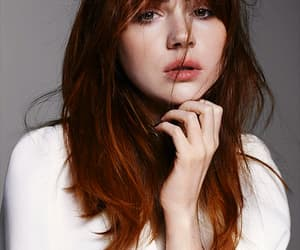 pretty, karen gillan, and red hair image