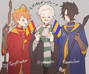 emma, gryffindor, and hogwarts image