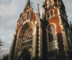 aesthetic, europe, and church image