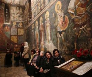 aesthetic, balkan, and church image