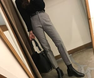 chic, clothes, and korean image