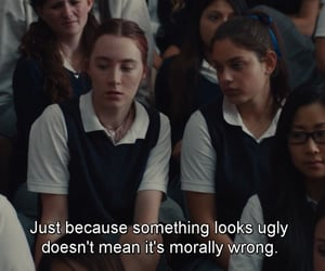 film, indie, and lady bird image