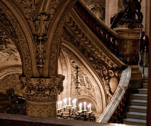 architecture, opera, and paris image