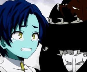 anime, anime girl, and sad image