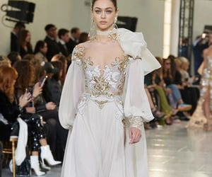 dress, Couture, and elie saab image