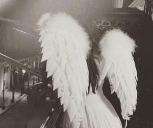 angel and girl image