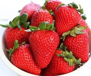 berries, food, and salad image