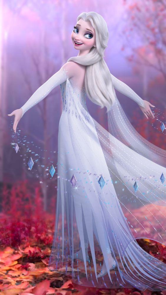 Elsa is happy so i'm happy
