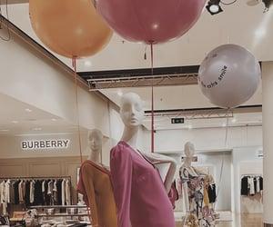 balloons, pink, and sass image