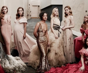 emma stone, Vanity Fair, and Amy Adams image