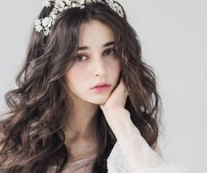 beauty, cute, and cheveux image