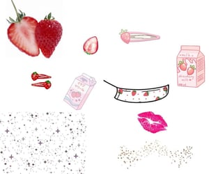cherry, overlay, and png image