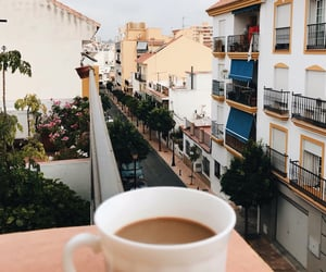 beautiful, cafe, and cloudy image