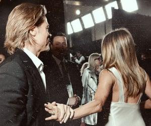 brad pitt, love, and Jennifer Aniston image