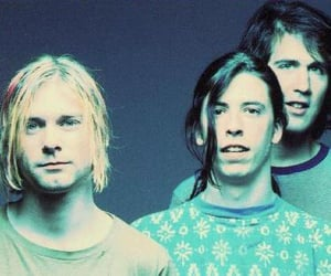 90s, grunge, and nirvana image