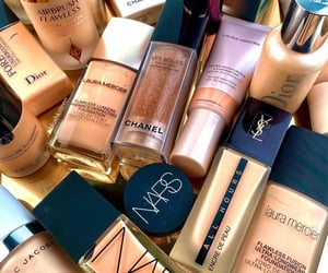beauty, dior, and YSL image