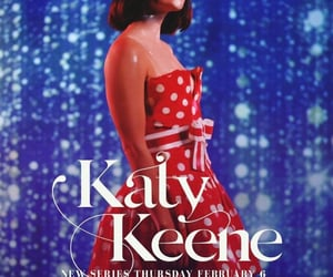 katy keene, the cw, and television image