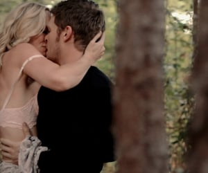 couple, joseph morgan, and love image