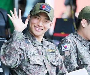 boys, korean, and VIP image