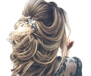 beauty, cheveux, and coiffure image
