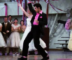 couple, gif, and grease image