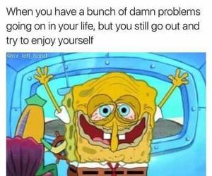funny, morning, and spongebob image