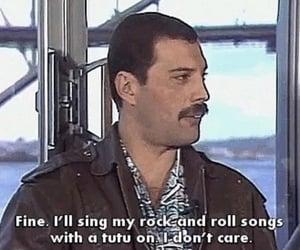 Freddie Mercury, legend, and love image